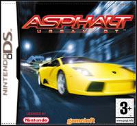 Game Box for Asphalt Urban GT (NDS)