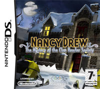 Okładka Nancy Drew: The Mystery of the Clue Bender Society (NDS)