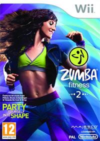 Okładka Zumba Fitness 2 (Wii)