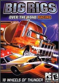 Okładka Big Rigs: Over the Road Racing (PC)