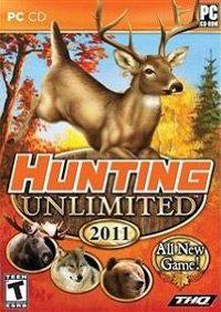 Okładka Hunting Unlimited 2011 (PC)