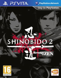 Okładka Shinobido 2: Revenge of Zen  (PSV)