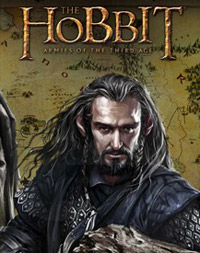 Game Box for The Hobbit: Armies of the Third Age (WWW)