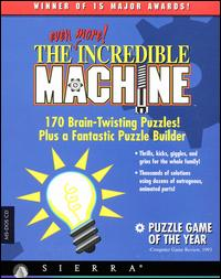 Okładka The Even More! Incredible Machine (PC)