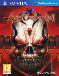Game Box for Army Corps of Hell (PSV)
