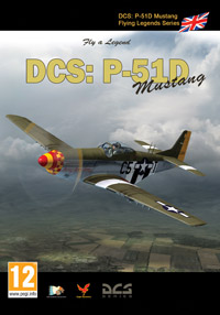 Okładka Digital Combat Simulator: P-51D Mustang (PC)