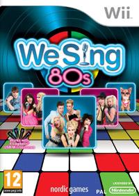 Okładka We Sing 80s (Wii)