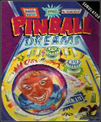Okładka Pinball Dreams 2 (PC)