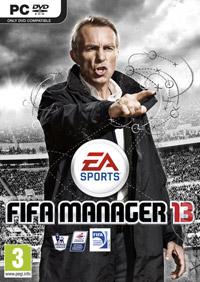 Okładka FIFA Manager 13 (PC)