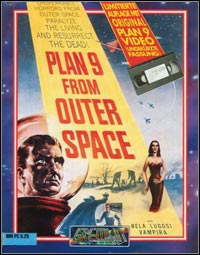 Okładka Plan 9 from Outer Space (PC)