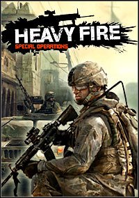Game Box for Heavy Fire: Special Operations (Wii)