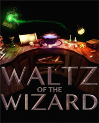 Waltz of the Wizard (PC cover