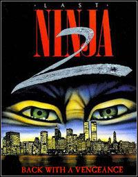 Okładka The Last Ninja 2: Back with a Vengeance (PC)