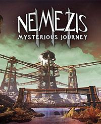 Nemezis: Mysterious Journey III (PC cover