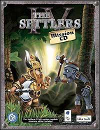 Okładka The Settlers IV Mission Pack (PC)