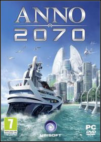 Game Box for Anno 2070 (PC)