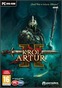Okładka King Arthur II (PC)