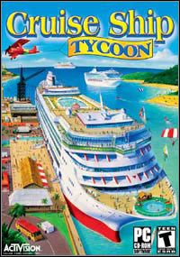Game Box for Cruise Ship Tycoon (PC)