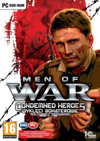 Game Box for Men of War: Condemned Heroes (PC)