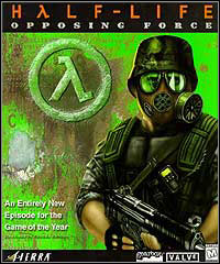 Okładka Half-Life: Opposing Force (PC)