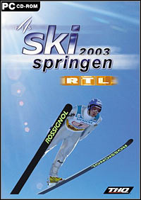 Game Box for Ski Jump Challenge 2003 (PC)