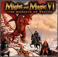 Okładka Might and Magic VI: Mandate of Heaven (PC)