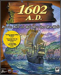 Game Box for Anno 1602: Creation of New World (PC)