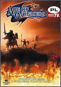 Okładka Age of Wonders (PC)