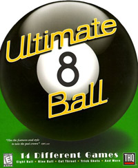 Okładka Ultimate 8 Ball (PC)