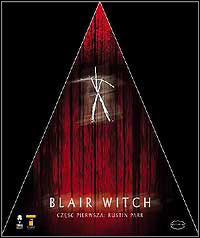 Blair Witch, volume one: Rustin Parr cover