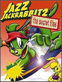Okładka Jazz Jackrabbit 2: The Secret Files (PC)