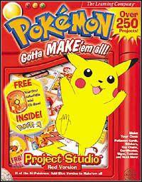 Pokemon Project Studio (PC cover