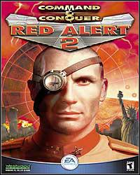 Okładka Command & Conquer: Red Alert 2 (PC)