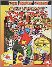Okładka Przygody Pippi (PC)