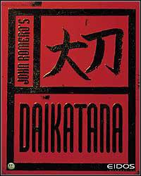 Okładka Daikatana (PC)