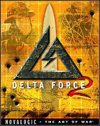 Okładka Delta Force 2 (PC)