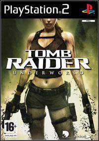 Game Tomb Raider: Underworld (PC) cover