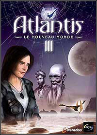 Game Box for Atlantis III: The New World (PC)