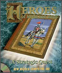 Okładka Heroes of Might and Magic: A Strategic Quest (PC)