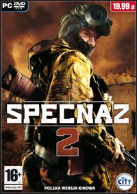 Okładka SpecNaz 2 (PC)