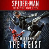 Spider-Man: The Heist cover