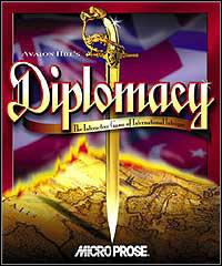 Okładka Diplomacy (PC)