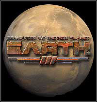 Okładka Earth III: Conquest of the Red Planet (PC)