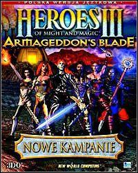 Okładka Heroes of Might and Magic III: Armageddon's Blade (PC)
