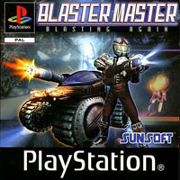 Okładka Blaster Master: Blasting Again (PS1)