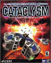 Okładka Homeworld: Cataclysm (PC)