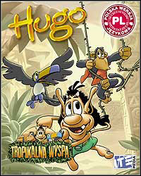 Okładka Hugo: Jungle Island (PC)