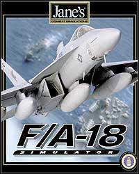 Okładka Jane's F/A-18 Super Hornet (PC)