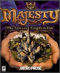 Okładka Majesty: The Fantasy Kingdom Sim (PC)