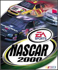 Okładka NASCAR 2000 (PC)